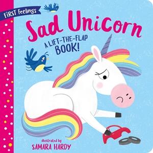 First Feelings: Sad Unicorn