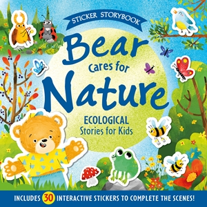 Bear Cares for Nature