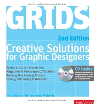 Grids Creative solutions for graphic designers