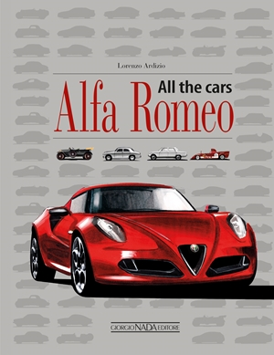 Alfa Romeo All the Cars