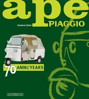 Ape Piaggio 70 anni / 70 years