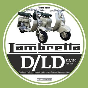 Lambretta D/LD 125/150